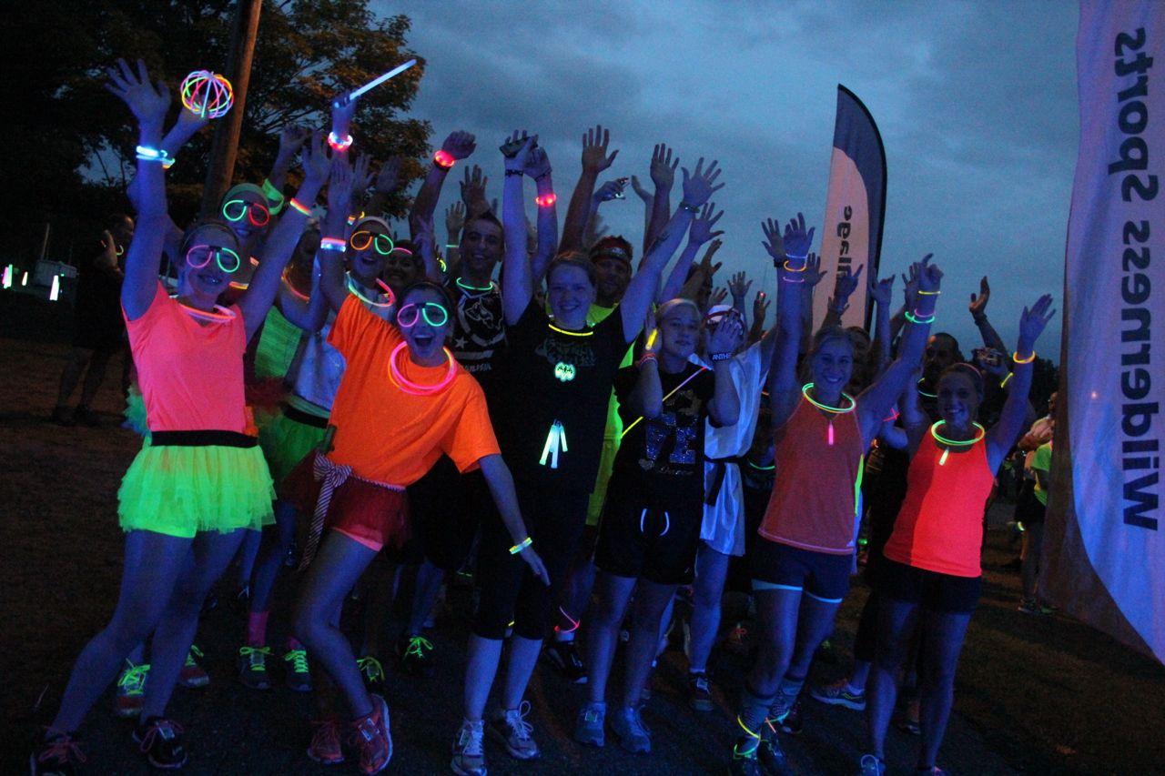 Glow Neon Fun Run Neon Fun Runs Photos