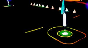 night golf balls and games