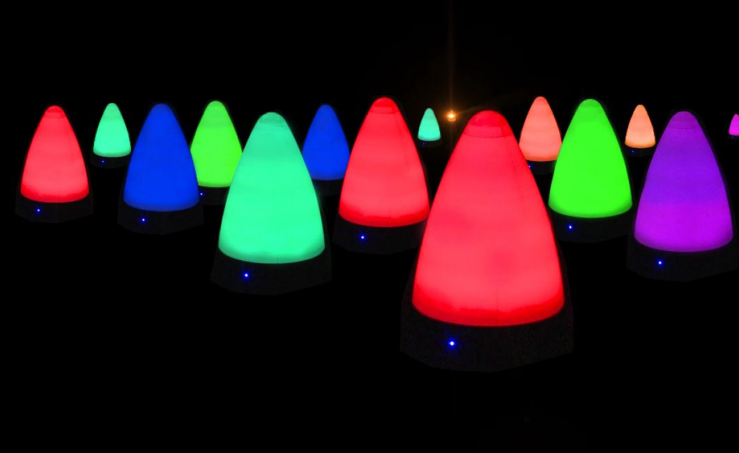 Glow Golf Markers